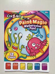 sell design popular educational color filling magic coloring
