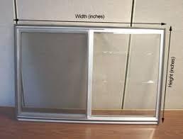 solaroc window insert measuring guide window well cover