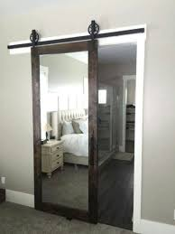 Mirrored Barn Door by 17 Adorable Diy Home Decor With Mirrors Futurist Architecture