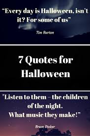 7 quotes to get you in the mood for halloween me and b make tea