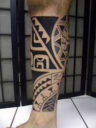 60 tribal leg tattoos for cool cultural design ideas