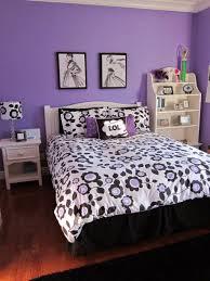 tween girl bedrooms beautiful tween girl ideas bedroom with purple floral teenage girls