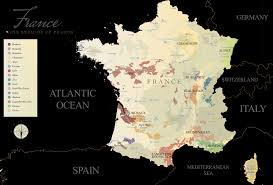 Alsace France Map by Map Of France