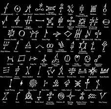 Glyph Symbol - 80 best glyphs sigils symbols images on mandalas