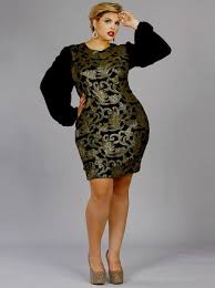 gold and black plus size dress naf dresses