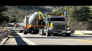 Oversize Load Flags Extremely Oversized Load Bigger Heat Exchanger Youtube