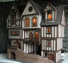 Tudor Revival House Plans by Tudor Style Dolls House Plans House Style