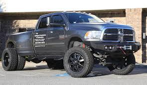 Dodge Ram Cummins Exhaust - lifted 13 ram dualie with fuel mavericks trinity motorsports