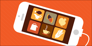 top 11 thanksgiving food services and apps