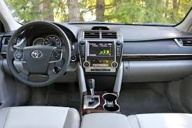 2012 Toyota Camry Se Interior Camry Q U0026a Should I Buy The Le Or Se Autotrader