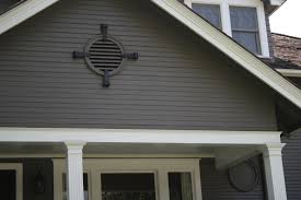 Exterior Home Design Types Architecture Architectural Round Gable Vents For Appealing