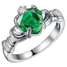 claddagh ring galway traditional claddagh ring from galway snazzybiz
