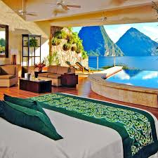 The  Best Santa Lucia Island Ideas On Pinterest Saint Lucia - Bedroom island