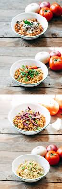 maggi cuisine the 25 best recipes with maggi noodles ideas on