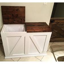 kitchen trash can ideas trash can cabinet