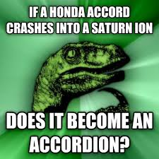 Saturn Meme - livememe com philosoraptor