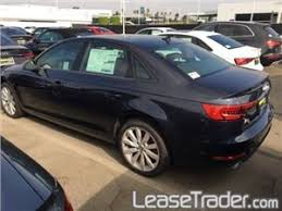 audi a4 lease specials 2018 audi a4 premium lease studio city california 317 00 per