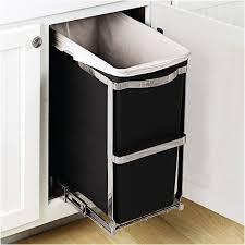 Trash Can Storage Cabinet Cardinal Kitchens U0026 Baths Storage Solutions 101 Sink Storage