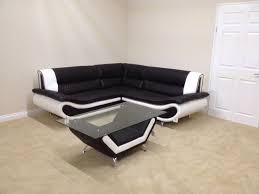 Corner Sofas On Ebay Black And White Sofa Imonics