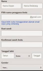 cara membuat yahoo mail di blackberry cara membuat email gmail cara daftar membuat email facebook