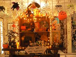 halloween decorations for haunted house bella casa beautiful home halloween haunted house dollhouse
