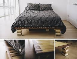 Platform Bed Ideas Furniture Awesome Single Master Bed Ideas With Pallet Wood