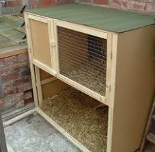 Build Your Own Rabbit Hutch Plans How To Build A 5 Ft Rabbit Hutch Diy Wood Plans Random Stuffff
