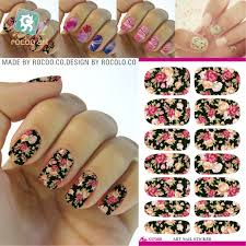 online buy wholesale custom nail decals from china custom nail
