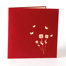 halloween birthday cards amazon com paper spiritz 3d pop up greeting cards sunflower