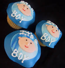 baby shower cupcakes blue it u0027s a boy lexington ky the twisted