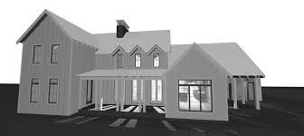 modern farmouse 1 1 2 story modern farmhouse house plan summerfield