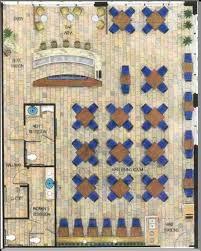 Restaurant Floor Plan Design Interior Design Services