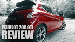 peugeot buy back program can peugeot u0027s 208 gti play in the hatch big leagues youtube