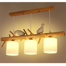 Pendant Lights For Living Room Modern Pendant L Simple Restaurant Living Room Solid Wood
