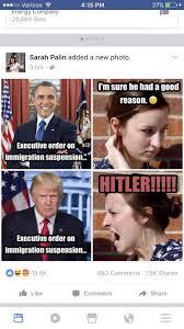 Sarah Palin Memes - sarah palin living the meme