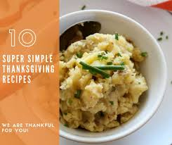 top 10 thanksgiving sides recipes chop happy