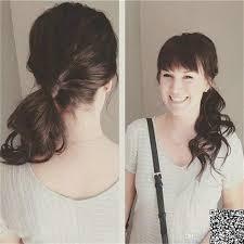short wraps hairstyle human hair ponytail extension wrap 80 120 grams remy premium grade