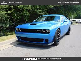 Dodge Challenger 2016 - 2016 used dodge challenger 2dr coupe srt hellcat at toyota of
