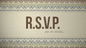 r s v p responding to god u0027s invitation with power and grace
