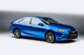 2016 toyota camry reviews and rating motor trend