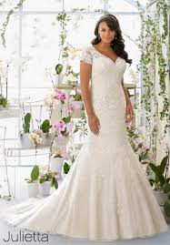 plus size wedding dress designers julietta collection the pretty pear plus size bridal