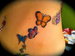 beautiful butterfly tattoo design inspiration