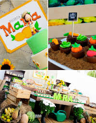 Fruit Garden Ideas Kara S Ideas Fruit Garden Themed Birthday