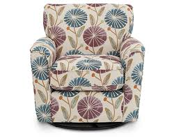 Upholstered Accent Chair Botanica Accent Chair Furniture Row