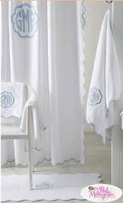 Curtains For Bathroom Windows Ideas Colors Best 20 Monogram Shower Curtains Ideas On Pinterest U2014no Signup