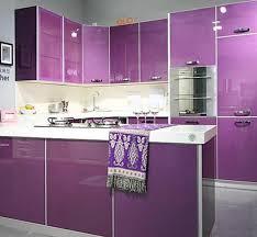 cuisine pourpre vinyle adhésif pourpre brillant décoration cuisine plusieurs