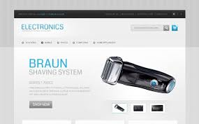 new electronic gadgets electronic gadgets opencart template 41754