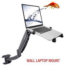 fleximounts 2 in 1 laptop wall mounts swing lcd arm for 11 15 6