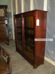 Barrister Bookcase Plans Furniture Awesome Furniture Bookcase With Glass Doors
