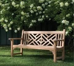 chippendale garden bench foter